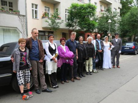 Familie Schlippenbach